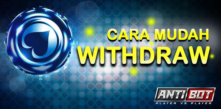 Cara Withdraw Di Texaspoker.cc