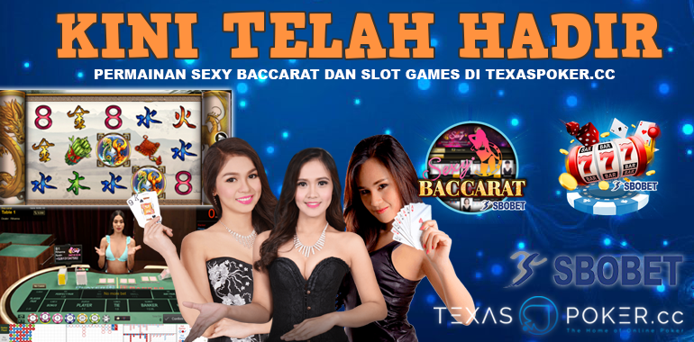 SEXY BACCARAT & SLOT GAMES